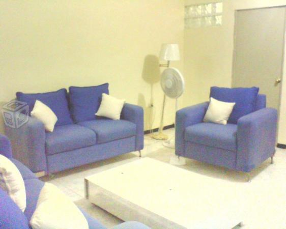 Renta apartamento amueblado clinica 6 del imss