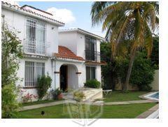 Casa en renta en Cancún Palermo Amueblada