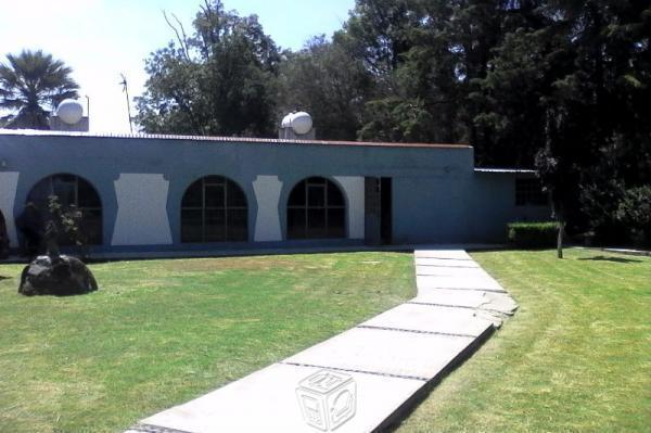 Residencia en Hacienda Ojo de Agua