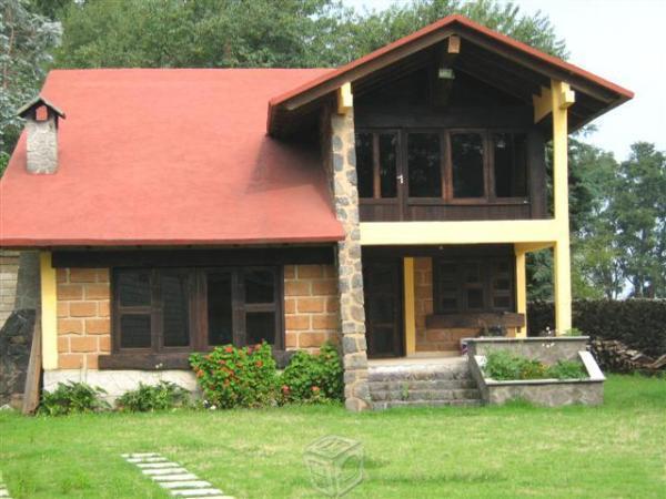 Se vende casa para descanso en tres marias