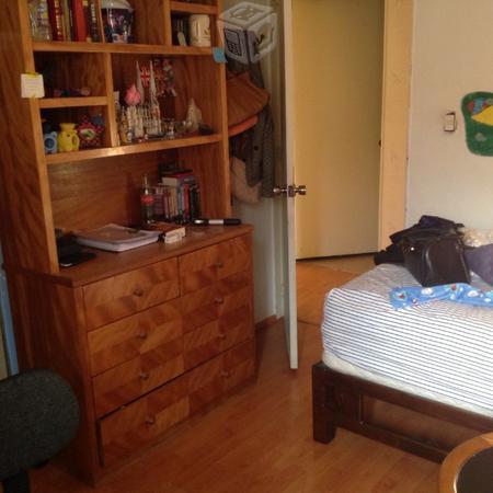 Renta habitación muy cerca de la UNAM