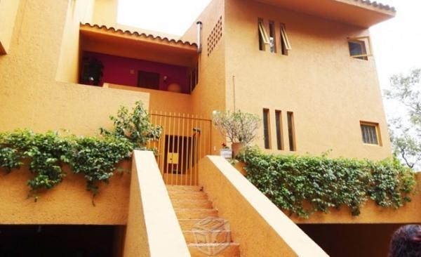 Townhouse en condominio Antigua, Santa Fe