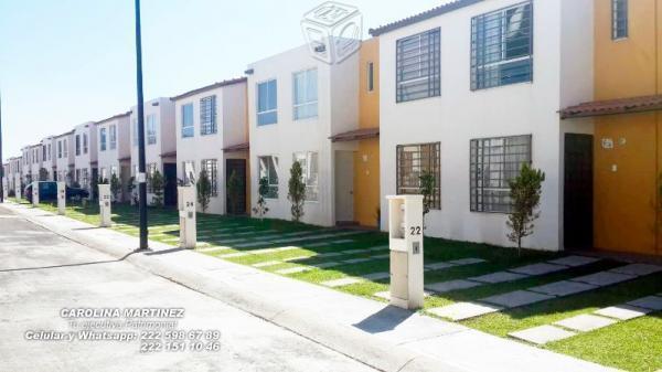 Casas nuevas en  compra ya foviste,infonavi