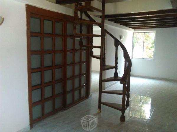 Departamento recién remodelado en Villa Coapa
