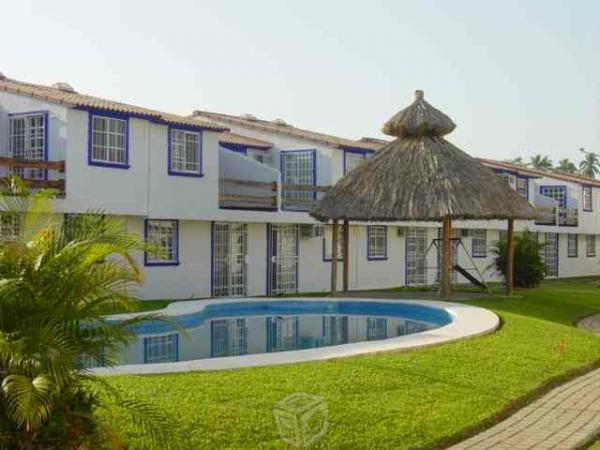 Cambio de 4 casas de descanso en acapulco