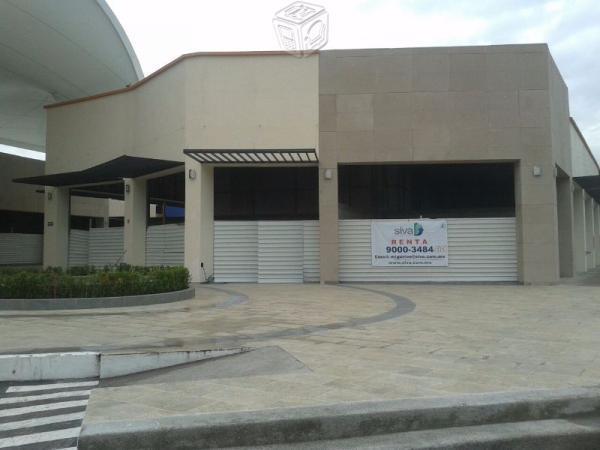 Locales comerciales en Plaza Punto Atizapan