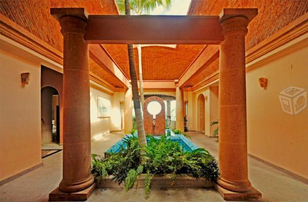 Villa en Vallarta Conchas Chinas fin de año