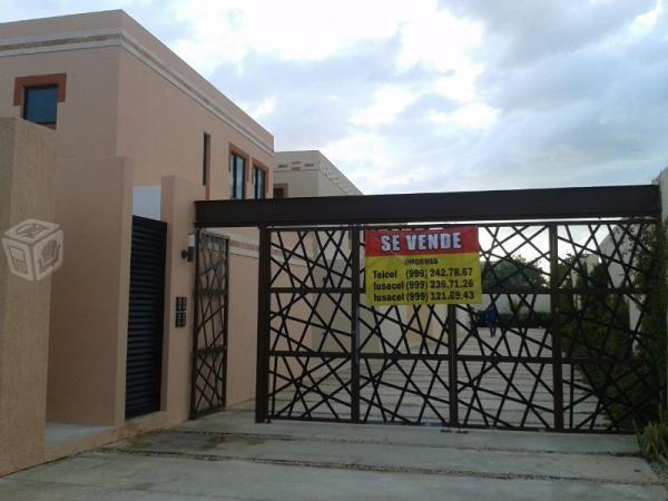 Casa en Villas Montes de Ame en calle privada,2hab