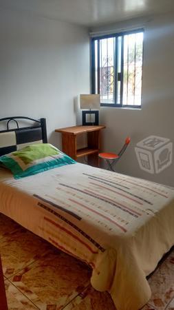 Habitación en departamentopara estudiante