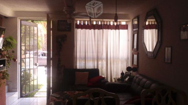 Bonita casa condominio horizontal alberca