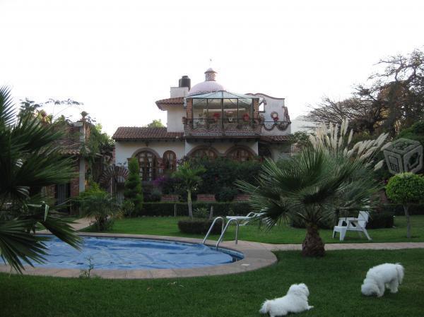 Hermosa propiedad estilo Colonial Mexicano Clásic