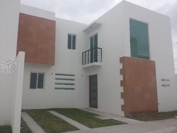 Bellas casas en San Pedrito 3 recamaras