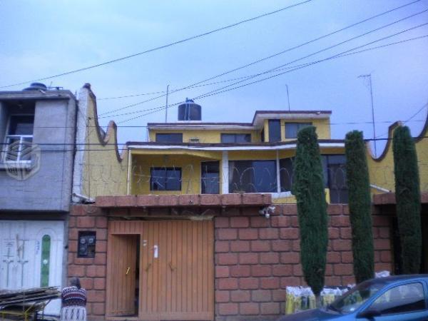 Bonita casa muy amplia en miguel hidalgo tlahuac