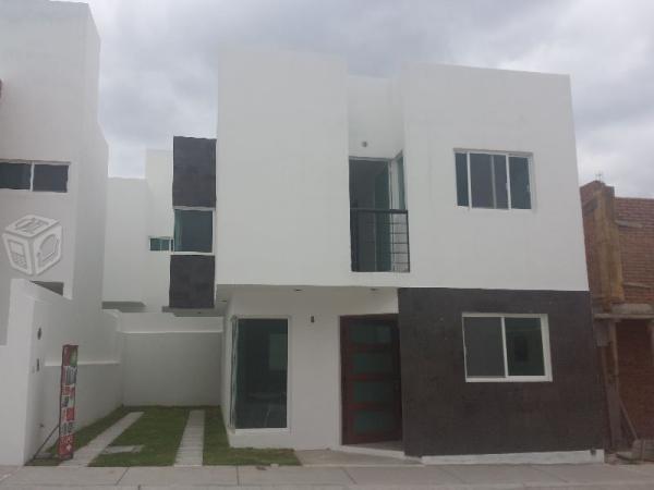 Excelentes casas en San Pedrito Peñuelas
