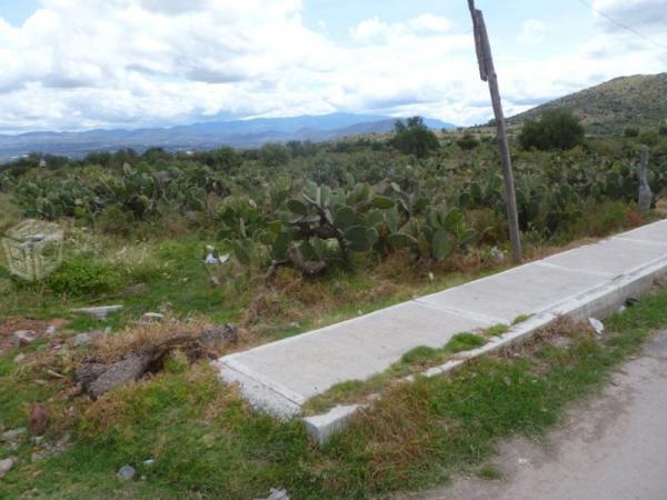 Terreno en San Martin de Las Piramides