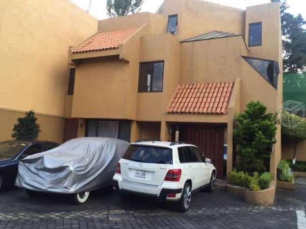 Hermosa casa en venta en el desierto de los leones