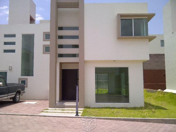 Casa nueva de 3 recamaras,excelente estilo de vida