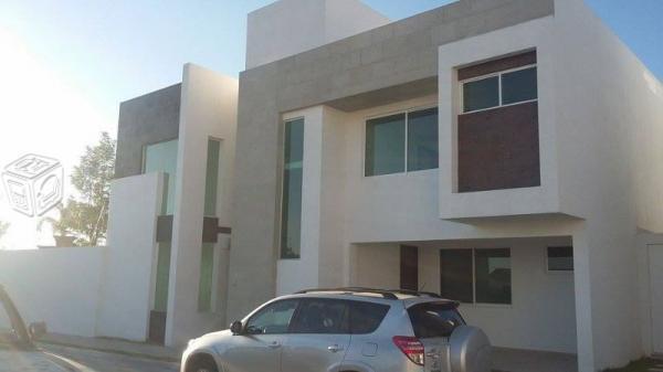 Hermosa casa en renta lomas de angelopolis