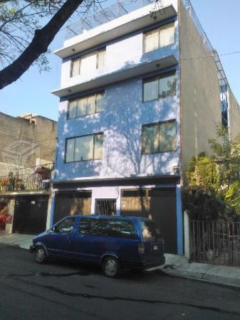 Apartamento Alvaro Obregón 2 recamaras