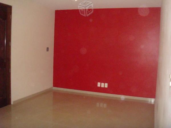 Renta departamento en Residencial Villa Coapa