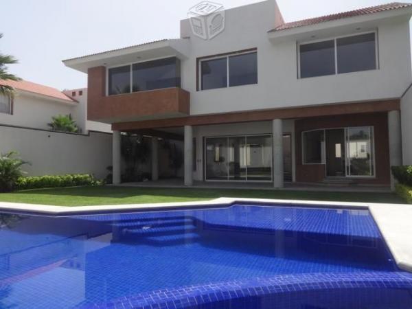 Hermosa Casa Nueva en Lomas de Cuernavaca