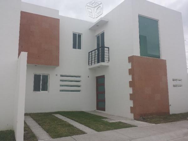 Lindas Casas en San Pedrito Peñuelas