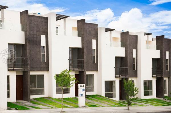 Hermosa residencia con roof garden y sport club