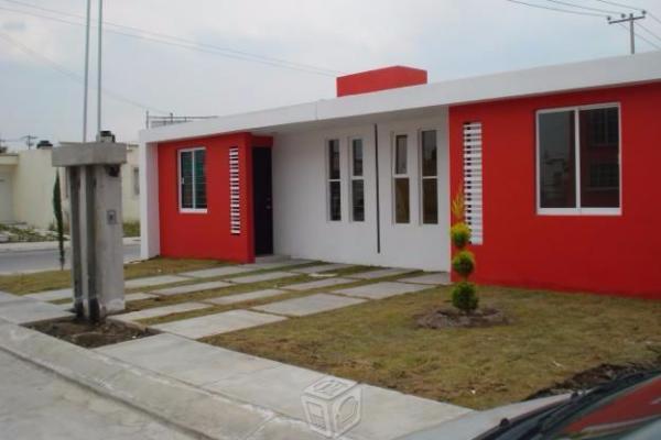 Casas sin compartir muros EN UN NIVEL