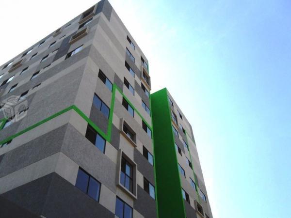 Depa en ultimo piso, torre 10 pisos con elevador