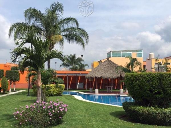 Casa para ampliarse,alberca, a 15min de Cuernavaca