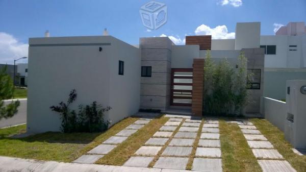 Casa de UNA PLANTA en la Vista Residencial