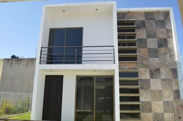 Hermosa casa en venta en san jacinto