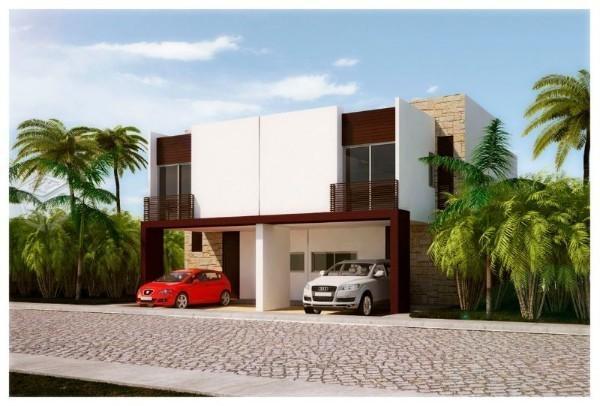 Casas en Cancún, Residencial Liverte