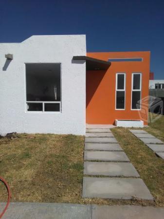 Casas preventa 1 nivel 2 recamaras