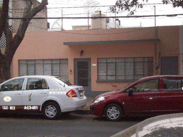 Del Valle, Casa 4 Recámaras. 1 planta 160 metros
