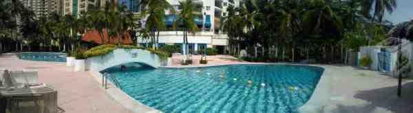 Departamento en hotel la palapa en acapulco