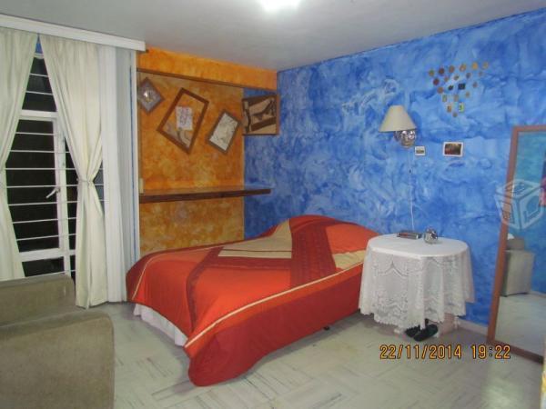 Rento amplia habitación