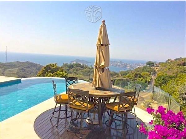 La cima Villa privada de lujo 4 recámaras 14 pax