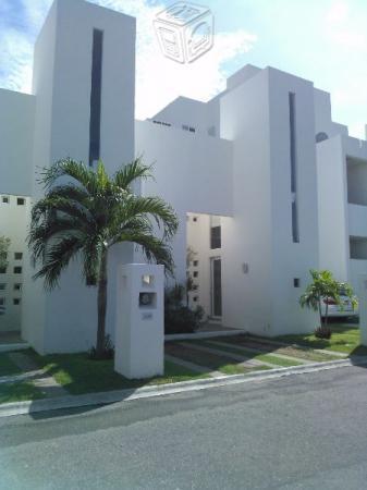 Hermosa villa en renta residencial