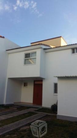 Casa en renta fraccionamiento san carlos
