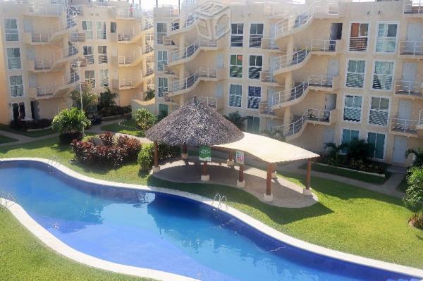 Departamento con alberca Acapulco, Zona Diamante
