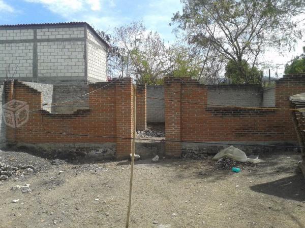 Terreno Con Casa En Obra Negra Tlaltizapan
