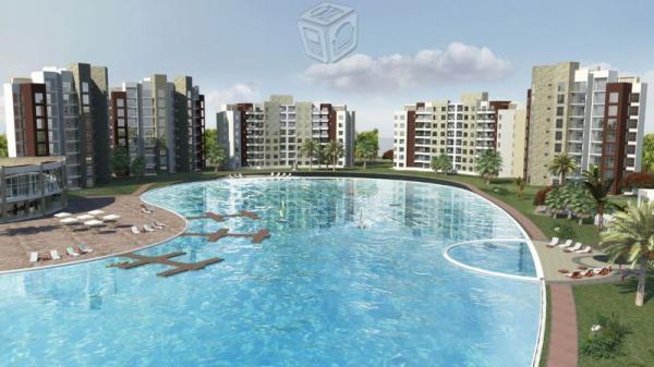 Desarrollo Residencial con Albercas y Playa en Mty