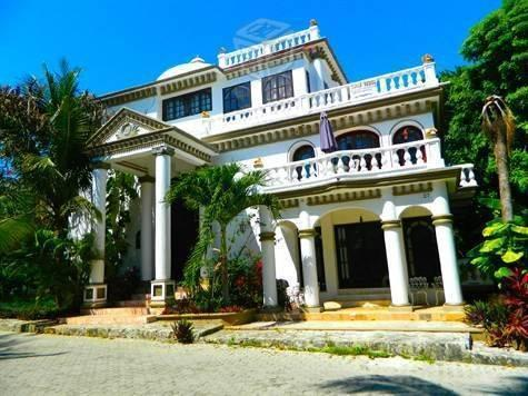 Maravillosa Mansion con vista al mar en Playacar 1