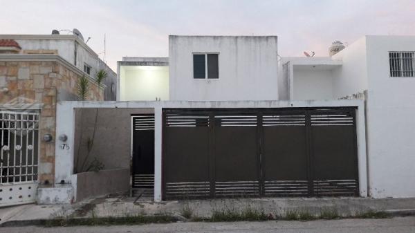 Rento casa semiamueblada en real montejo