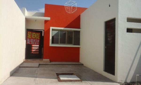 Casa una planta 2 recamaras en Las Lagunas