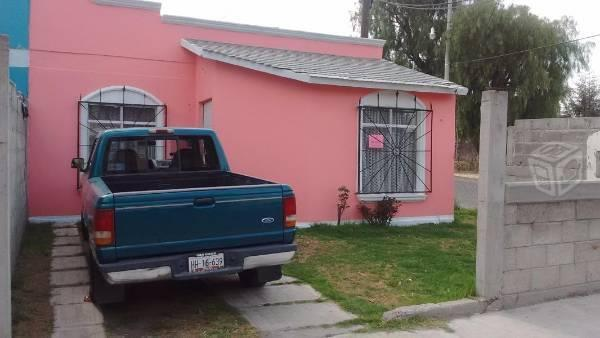 Casa bien ubicada