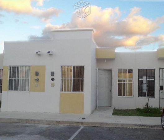 Renta casa estudio en cancun arco vial y chacmool