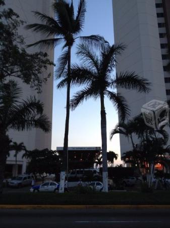 Departamento amueblado en acapulco sobre la playa