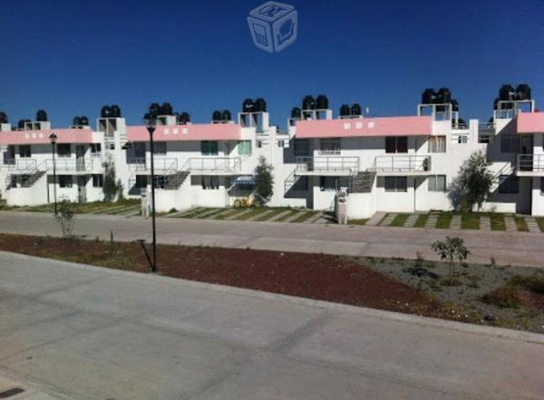 Casa con infonavit con subsidio Federal